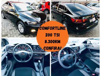 Volkswagen VIRTUS VIRTUS COMFORTLINE 200 1.0 12V TSI AT6