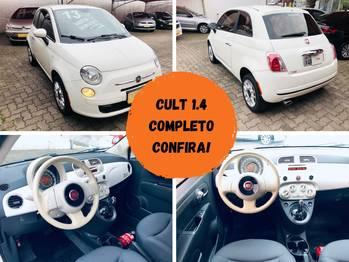 Fiat 500 500 CULT EVO 1.4 8V DUAL