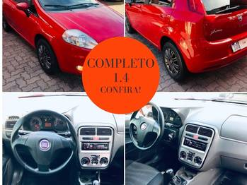 Fiat PUNTO PUNTO 1.4 8V