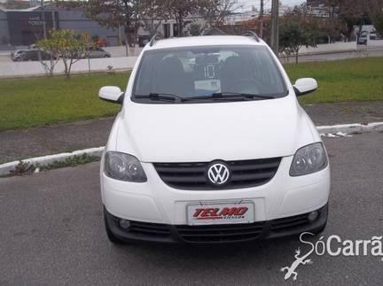 Volkswagen SPACEFOX - SPACEFOX 1.6 8V