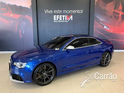 Audi RS5 COUPE - rs5 coupe 4.2 V8 FSI QUATTRO S TRONIC