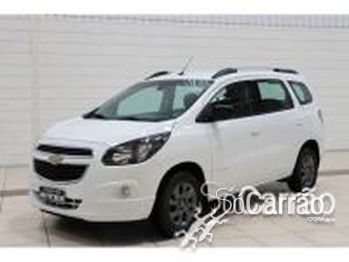 GM - Chevrolet SPIN ADVANTAGE 1.8