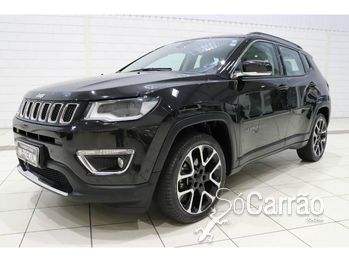 JEEP compass LIMITED 4X2 2.0 16V AT6