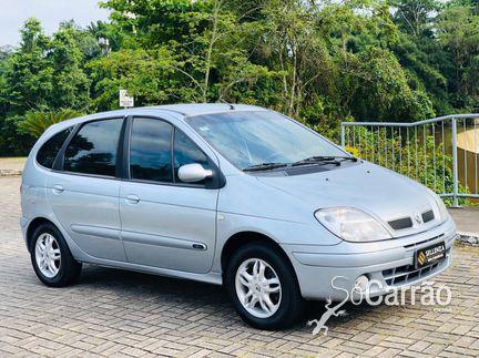 Renault SCENIC - SCENIC AUTHENTIQUE 1.6 16V