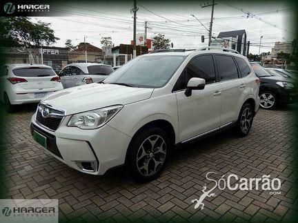 Subaru FORESTER - forester XT 4X4 2.0 16V TB AT