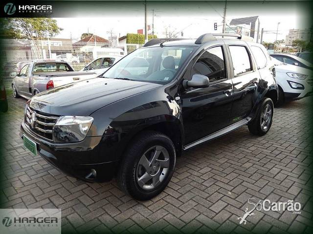 Renault DUSTER TECH ROAD 2.0