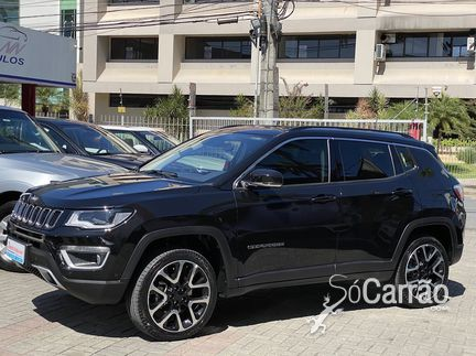 JEEP COMPASS - compass LIMITED(Protection) 4X4 2.0 TB AT9 DIES