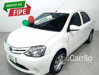 Toyota ETIOS X SEDAN 1.5 16V 4P