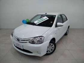 Toyota ETIOS SEDAN - etios sedan XS 1.5 16V AT