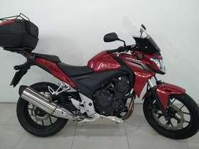 Honda CB 500 - cb 500 CB 500 F STD