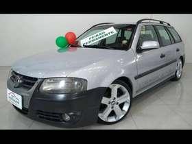 Volkswagen PARATI - parati TRACK&FIELD G4 1.6