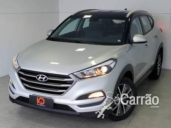 Hyundai new tucson GL 1.6 16V TB AT