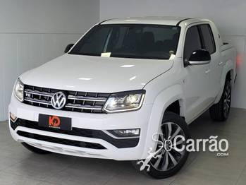 Volkswagen amarok cd EXTREME 4X4 3.0 TDi V6 AT