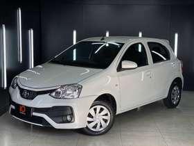 Toyota ETIOS HATCH - etios hatch X 1.3 16V AT