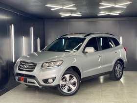 Hyundai SANTA FE - santa fe GLS 2WD 2.4 16V AT