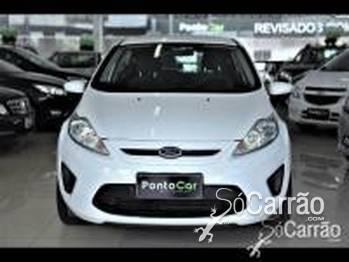 Ford FIESTA HATCH 1.6 4P