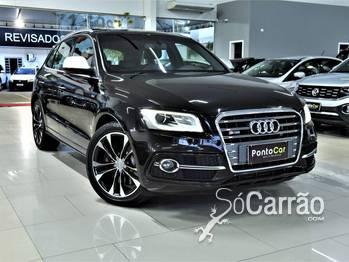 Audi sq5 3.0 V6 TFSI QUATTRO S TRONIC