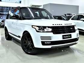 Land Rover RANGE ROVER VOGUE - range rover vogue 4X4 3.0 TDV6