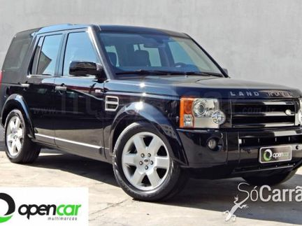 Land Rover DISCOVERY - DISCOVERY 4X4 2.5 TDi
