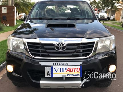 Toyota HILUX CD - HILUX CD SRV 4X4 3.0