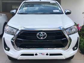 Toyota HILUX CD - hilux cd HILUX CD SRV 4X4 2.8 TB AT