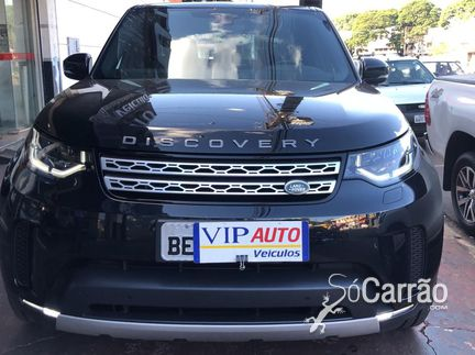 Land Rover DISCOVERY - DISCOVERY HSE(7Lug) 4X4 3.0 SDV6 AT