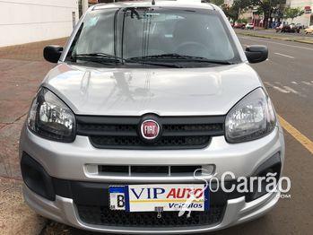 Fiat UNO ATTRACTIVE(TechLiveOn) 1.0 6V