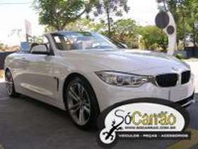 BMW 420I CABRIO - 420i cabrio SPORT GP 2.0 16V BI-TB