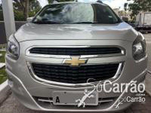 GM - Chevrolet SPIN LTZ 1.8
