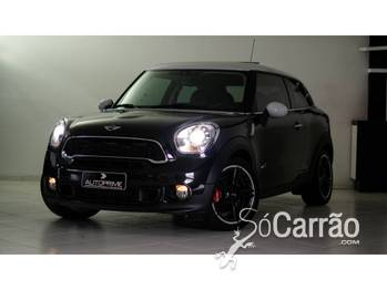 Mini PACEMAN S ALL4 1.6 TURBO