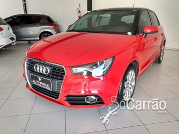 Audi a1 attraction 1.4 16V TFSI S TRONIC