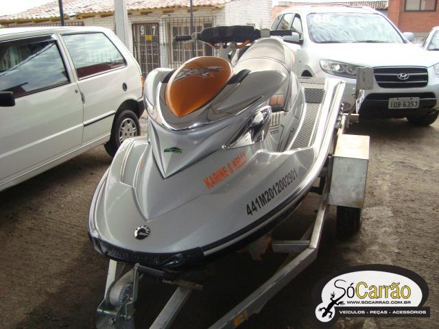 SEA DOO JET SKI RXP 255CV TURBO
