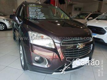 GM - Chevrolet TRACKER LTZ 1.8 16V Flex 4x2