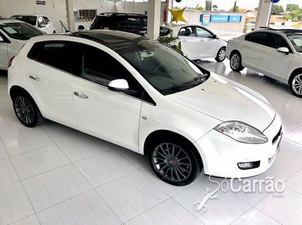 Fiat BRAVO - bravo ABSOLUTE 1.8 16V DUAL