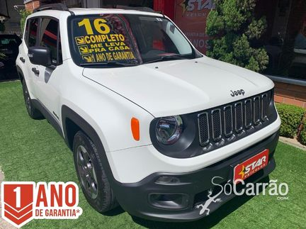 Comprar Jeep Renegade Em Rs P Alegre E Regiao Socarrao