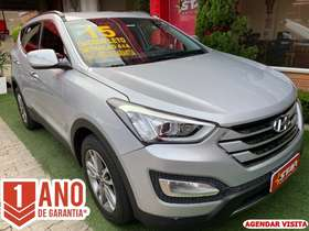 Hyundai SANTA FE - santa fe GLS 4WD 3.3 V6 AT