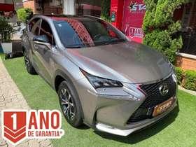 Lexus NX 200T - nx 200t F-SPORT 4X4 2.0 16V TB AT