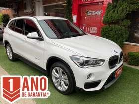BMW X1 - x1 sDrive20i GP NAC 2.0 16V 192CV ACTIVEFLEX