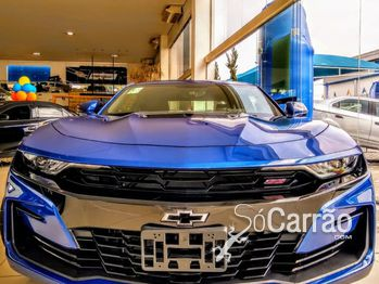 GM - Chevrolet CAMARO SS 6.2 V8 AT