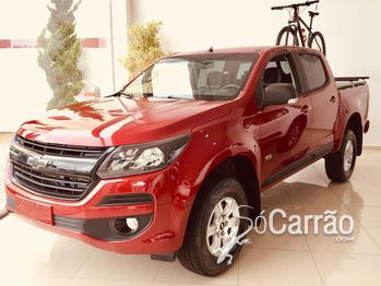 GM - Chevrolet S10 CD LT 4X4 2.8 TB-CTDi AT