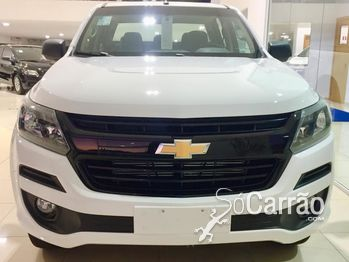 GM - Chevrolet S10 CD LT 4X2 2.8 TB-CTDi AT