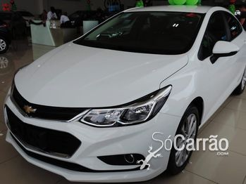 GM - Chevrolet CRUZE LT 1.4 TURBO AT