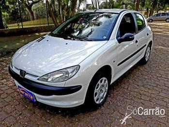 Peugeot 206 SENSATION 1.4