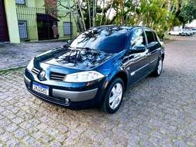 Renault MEGANE SEDAN - megane sedan MEGANE SEDAN DYNAMIQUE 1.6 16V HIFLEX