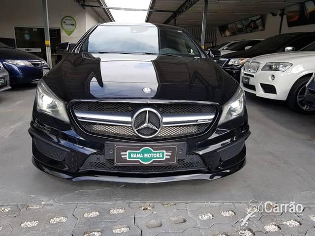 Mercedes CLA 45 AMG CGI 2.0 TB 360CV AUTOMATICO