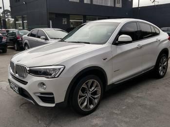 BMW X4 XDRIVE 28I X-LINE 2.0