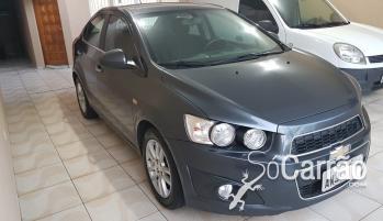 GM - Chevrolet SONIC SEDAN LTZ 1.6 16V 4P