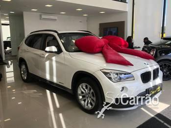BMW X1 S DRIVE 20i GP 2.0 16v ACTIVE FLEX