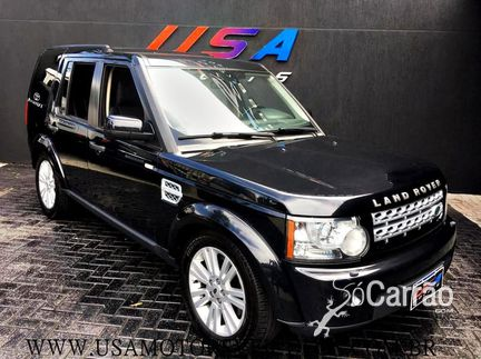Land Rover DISCOVERY 4 - discovery 4 SE 4X4 3.0 TDV6 AT