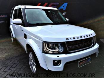 Land Rover DISCOVERY 4 S 4X4 3.0 TDV6 AT